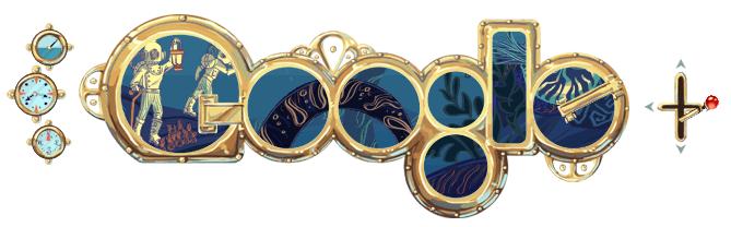 Google - Jules Verne